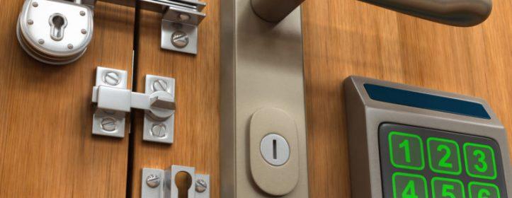 4 Effective Ways of Improving Front Door Security